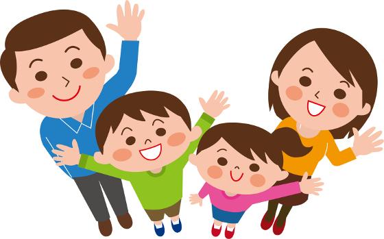 家族の集合